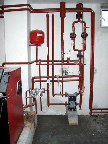 Krunska 24 - toplotna podstanica