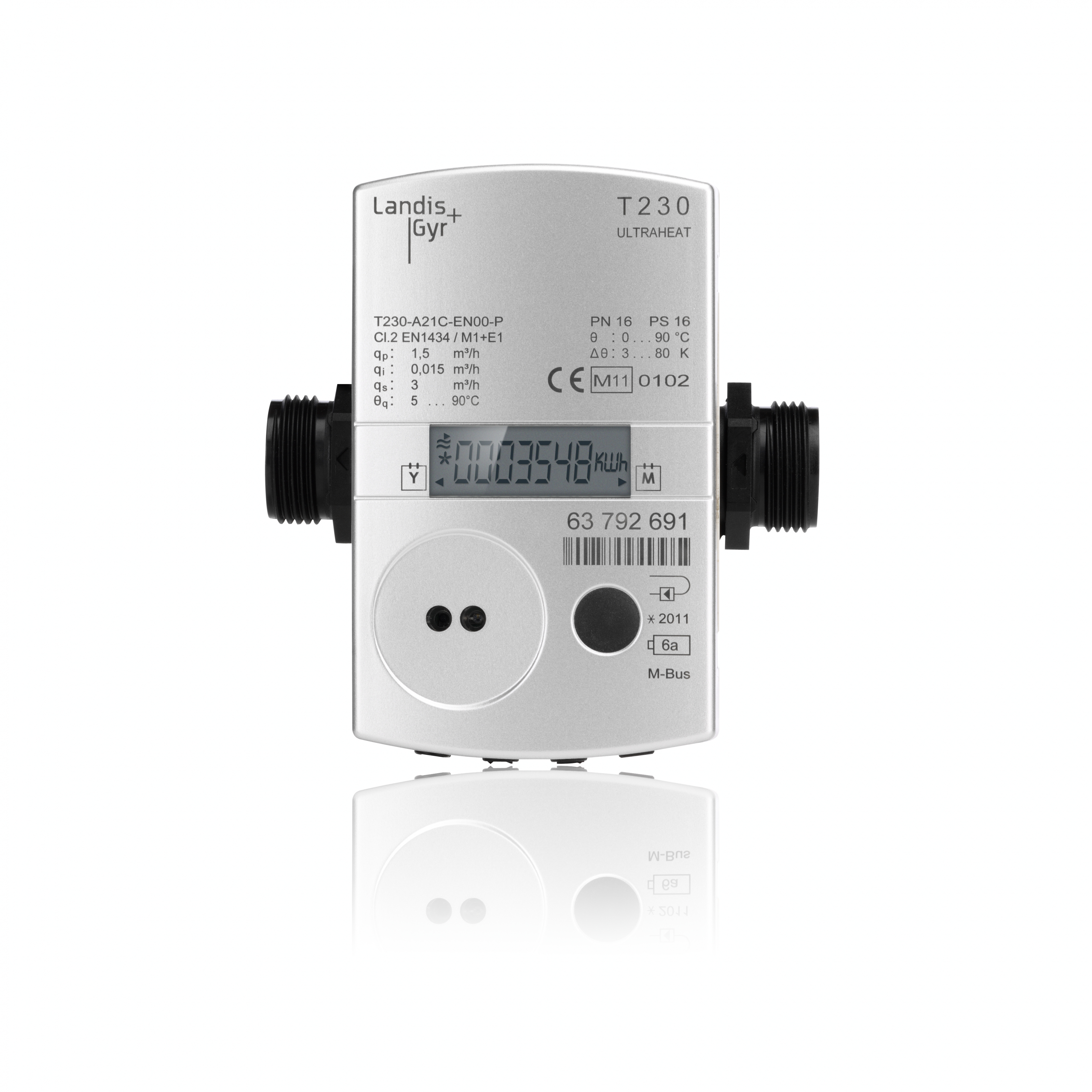 Merno regulaciona oprema - Kalorimetri